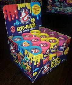 Ghostbusters Ecto-Plazm Display/ebay