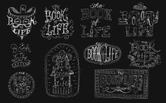 The Book of Life   Jon Contino on Behance