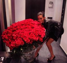 If only I could get that many roses #jelly