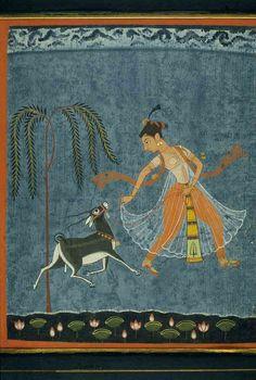 ACSAA Digital Images (Museums) Gopi Krishna Kanoria Collection 1700, Sarwar, Ajmer, Rajasthan