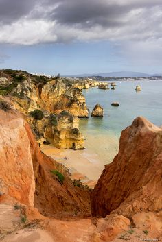 Wander the wood Algarve, Visit Portugal, Wonders Of The World, Landscape Photography, Nature, Waterfall, Europe, Ocean, Clouds