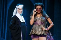 Nuns raise their voices in hilarious, uplifting 'Sister Act' musical  http://www.gastongazette.com/lifestyles/entertainment/nuns-raise-their-voices-in-sister-act-musical-1.406409