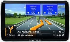 Für 1,00 Euro: Navigon 92 Plus mit Vodafone Red L + 10 Duo Vertrag!