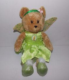 Disney Animal Alley Tinkerbell Teddy Bear Plush Stuffed Animal Toys R Us #AnimalAlley