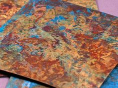 Copper Rose Delights on Pinterest | Patinas, Copper and Copper Art