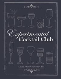 [ ] - Experimental Cocktail Club, Oliver Bon