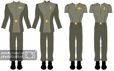 Click this image to show the full-size version. Warrant Officer, Star Wars, Lace Cuffs, Red Shirt, Tgirls, Soldiers, Casual Wear, Concept Art, Stripes