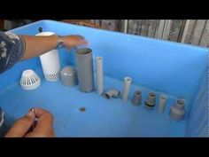 Affnan's Aquaponics - Affnan Siphon - How It's Made - YouTube