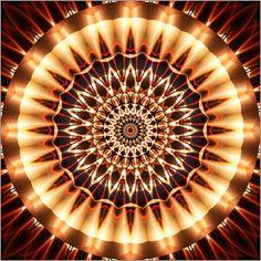 Christine Bässler - Mandala Selbstbewusstsein