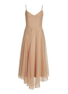 Wardrobe Images, Dress Skirt, Dress Up, Expensive Dresses, Organza Dress, Princess Outfits, Fairy Dress, Panel Dress, Ladies Dress Design
