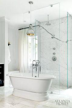 Fresh styled #white on white #bathroom
