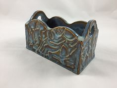 Hey, I found this really awesome Etsy listing at https://www.etsy.com/listing/479003853/ceramic-container-hand-built-pottery