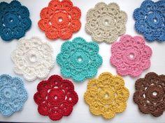 Free Crochet: The Maybelle Crochet Flower http://6ichthusfish.typepad.com/files/maybelle-crochet-flower-pattern-usa-terms.pdf