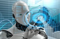 Artificial Intelligence is set to be the next big thing in the business world. There are many ways your business will benefit by using it. Check them out here. There are many people who call artificial intelligence (AI) a recent … Artificial Intelligence Course, Artificial Intelligence Technology, Science Des Données, Data Science, Science Fiction, Formation Digital, Google Glass, Business Analyst, Business Intelligence