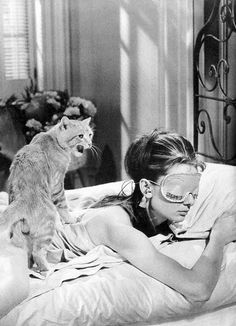 Audrey Hepburn: Breakfast at Tiffany