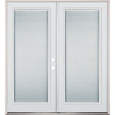 Reliabilt 32 In X 80 In Blinds Between The Glass Full Lite