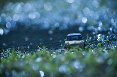 Travel in to mini world. Miniature Cars, Car Photography, Miniatures, World, Travel, Pictures, Viajes, Small Cars, Destinations