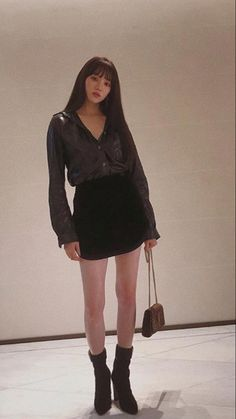 Lee Sung Kyung Fashion, Lee Sung Kyung Style, Tennis Fashion, Blair Waldorf, Korean Celebrities, Korean Model, Korean Actresses, Asian Style, Look Cool