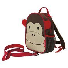 d2c260a4b6c0 Skip Hop Zoo Little Kids   Toddler Harness Backpack