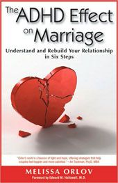 The ADHD Effect on Marriage (Paperback)