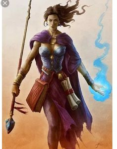 1120 Best aD&D Wizard Female images in 2019   Fantasy