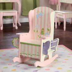 Have to have it. Teamson Kids Bouquet Potty/Rocking Chair $66.30