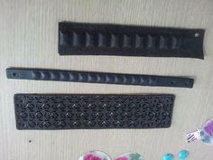 가죽디테일장식(Decorative leather detailing)