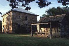 Buffalo Gap Historic Village, Abilene, Texas