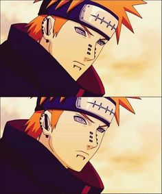 You are a renowned ninja of the Leaf village that had gone missing after the lost of the great Third Hokage. During the chaos the Akatsuki were sneaking and pl. Hidan And Kakuzu, Nagato Uzumaki, Konan, Akatsuki, Pain Naruto, Naruto Fan Art, Otaku, Naruto Pictures, Naruto Wallpaper