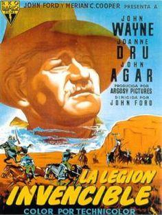 La legión invencible (1949)                                                                                                                                                                                 Más