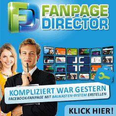 FanPage-Erstellung leich gemacht...