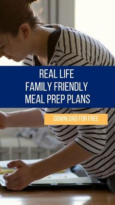 Group Meals, Family Meals, Meal Prep Plans, Make Ahead Meals, Weeknight Dinners, Meals For The Week, Sheet Pan, Friends Family, Slow Cooker Recipes