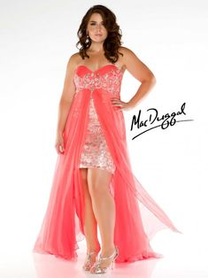 39 Most inspiring plus size prom dresses images | Evening dresses ...