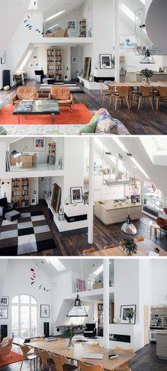 Men dra mig baklänges en sån fantastisk lägenhet som ligger ute till salu vid Mariatorget i...