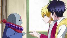Fukigen Na Mononokean   Ep 3 #aychan-screencapture