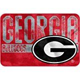 Georgia Bulldogs Bath Mat