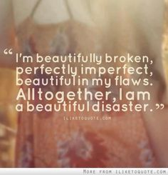 Beautiful Disaster......