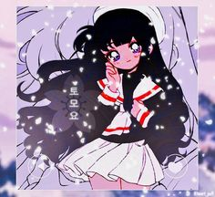 5097 likes, 15 comments - Doodled Tomoyo while I was sick in bed yesterday. I'm feeling a lot better today, and will be packing store orders Kawaii Anime, 90 Anime, Anime Art, Anime Style, Pretty Art, Cute Art, 90s Art, Anime Version, Estilo Anime