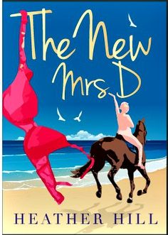 OUT NOW! After Shirley Valentine, after The First Wives Club and hot on the naked heels of Calendar Girls… there was The New Mrs D! - A sharp-witted, empowering romp about one woman's midlife awakening following the discovery of her new husbands porn addiction… on her honeymoon alone.