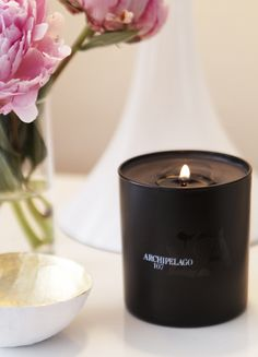 archipelago private reserve soy candle. Scent: Stem. I adore this!!!!!!!!!!!!!!!