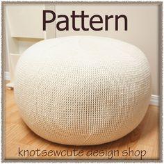 Pinwheel+Pouf++Crochet+Pattern+PDF++INSTANT+by+knotsewcute+on+Etsy,+$3.99