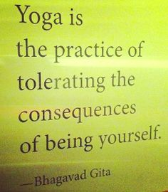 Mooie Yoga Quote