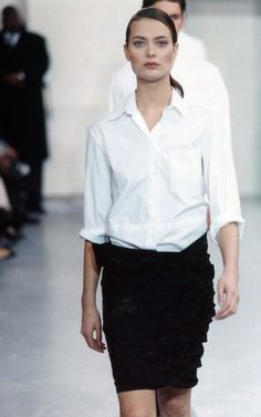 Helmut Lang Spring 1998 Ready-to-Wear Collection Photos - Vogue