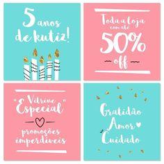 É nosso mês de #aniversário e todo mundo está convidado para a nossa #festa de #5anos!  Muitos #descontos #brindes e #cupons para você aproveitar! Acompanhe nossas redes sociais que vem coisa boa por aí!  #birthday #party #50OFF #sale #beleza #cabelo #cosmeticos #dermato #dermo #dermocosmeticos #kutiz #kutizbeaute #makeup #maquiagem #instaparty #instamood #followus #follow #instasale #love #like #happy #igers #instalike