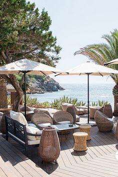 ibiza-beach-restaurant-aiyanna-ibiza-2017-23 Marmaris, Beach Hotels, Beach Resorts, Ibiza Style Interior, Ibiza Strand, Beach Patio, Backyard Patio, Ibiza Beach, Bohemian House