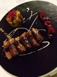 Dineren bij Vista de Rey Foodblog Foodinista verbleef op Mallorca en testte hotel Maritim Galatzo in Paguera met een diner in a la carte restaurant Vista de Rey