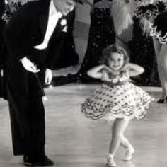 Shirley Temple ~ an extremely talented little girl who thrilled the world with her acting, singing & dancing. She was the cutest little thing on the screen in her days at Hollywood, with her bouncing curls, cheeky dimpled face, and melt-your-heart-smile. She danced, sang, & tapped her way into people's hearts. Beautiful child-star and beautiful Lady... I shall greatly miss her! ♥ ♥ ♥