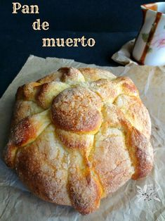 Laurel y Menta: PAN DE MUERTO, para Bake the World Mexican Dessert Recipes, Pan Dulce, Nice Cream, Polish Recipes, Latin Food, Different Recipes, Sweet Bread, Easy Meals, Cooking Recipes