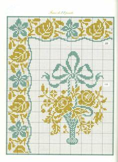 Gallery.ru / Фото #35 - Bordures et Frises Fleuries - Mongia
