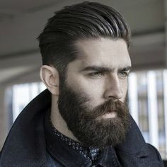 Beards and Hairstyles - Winter Beards